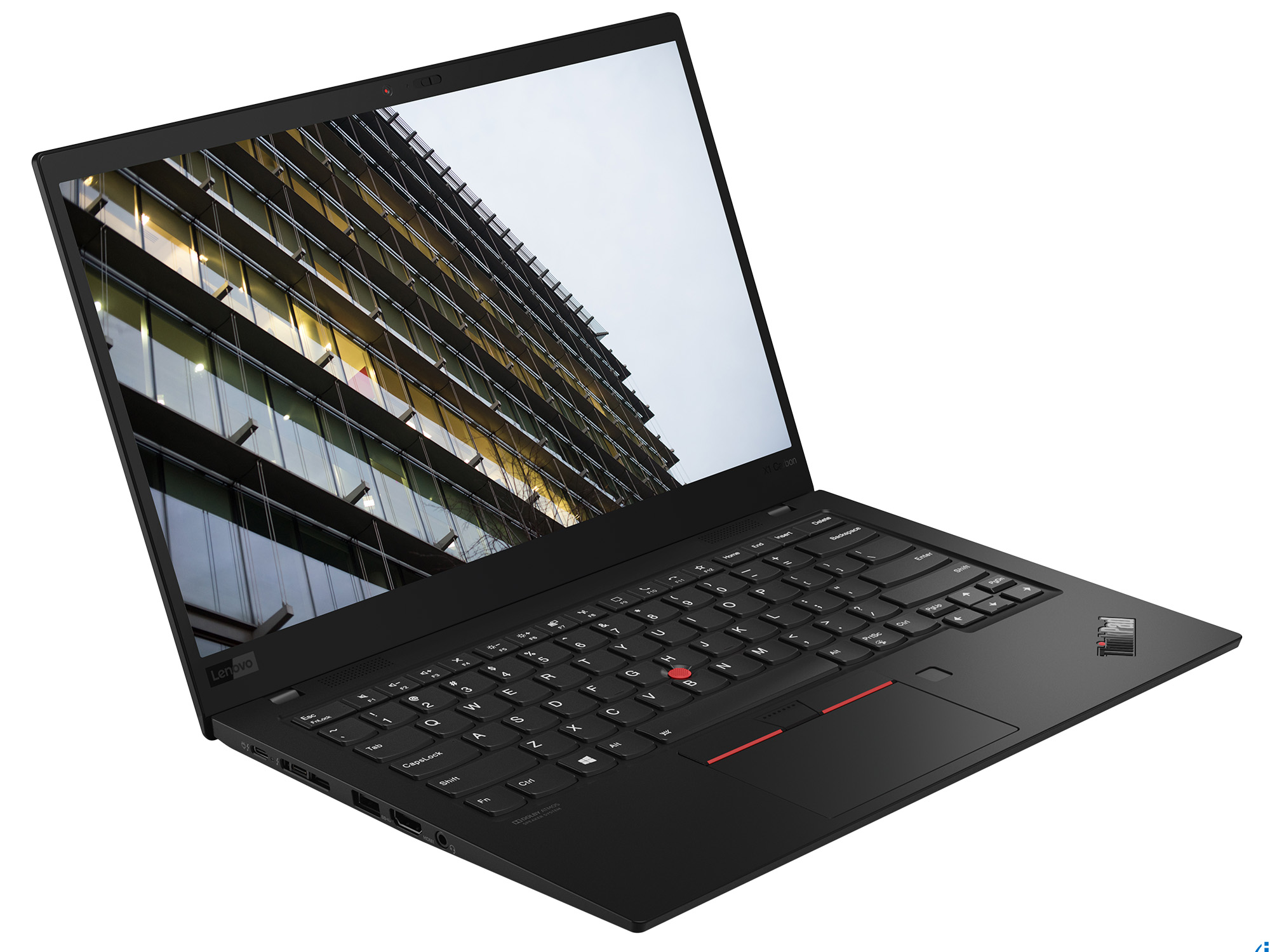 Фото  Ультрабук ThinkPad X1 Carbon 8th Gen (20U90008RT)