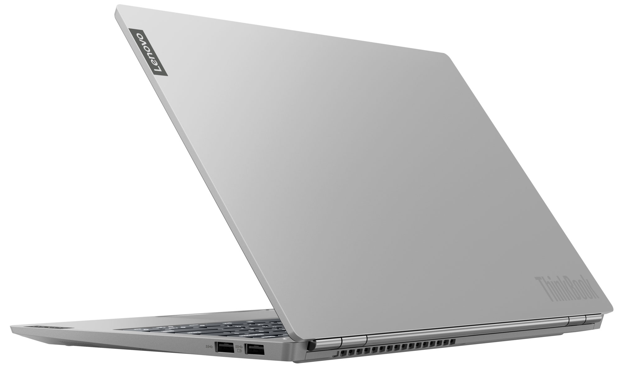Фото  Ноутбук ThinkBook 13s-IML Mineral Grey (20RR001KRU)