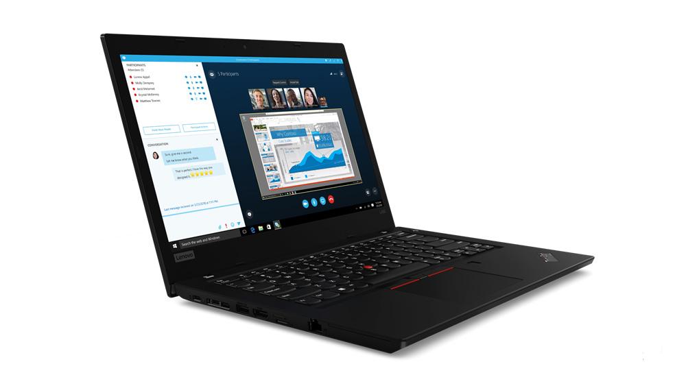 Фото  Ноутбук ThinkPad L490 (20Q6S9JE00)