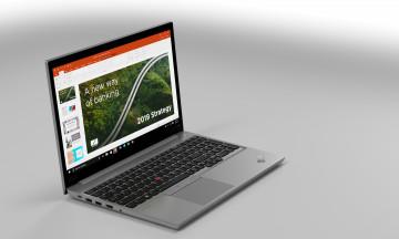 Фото 1 Ноутбук ThinkPad E15 (20RD0010RT)