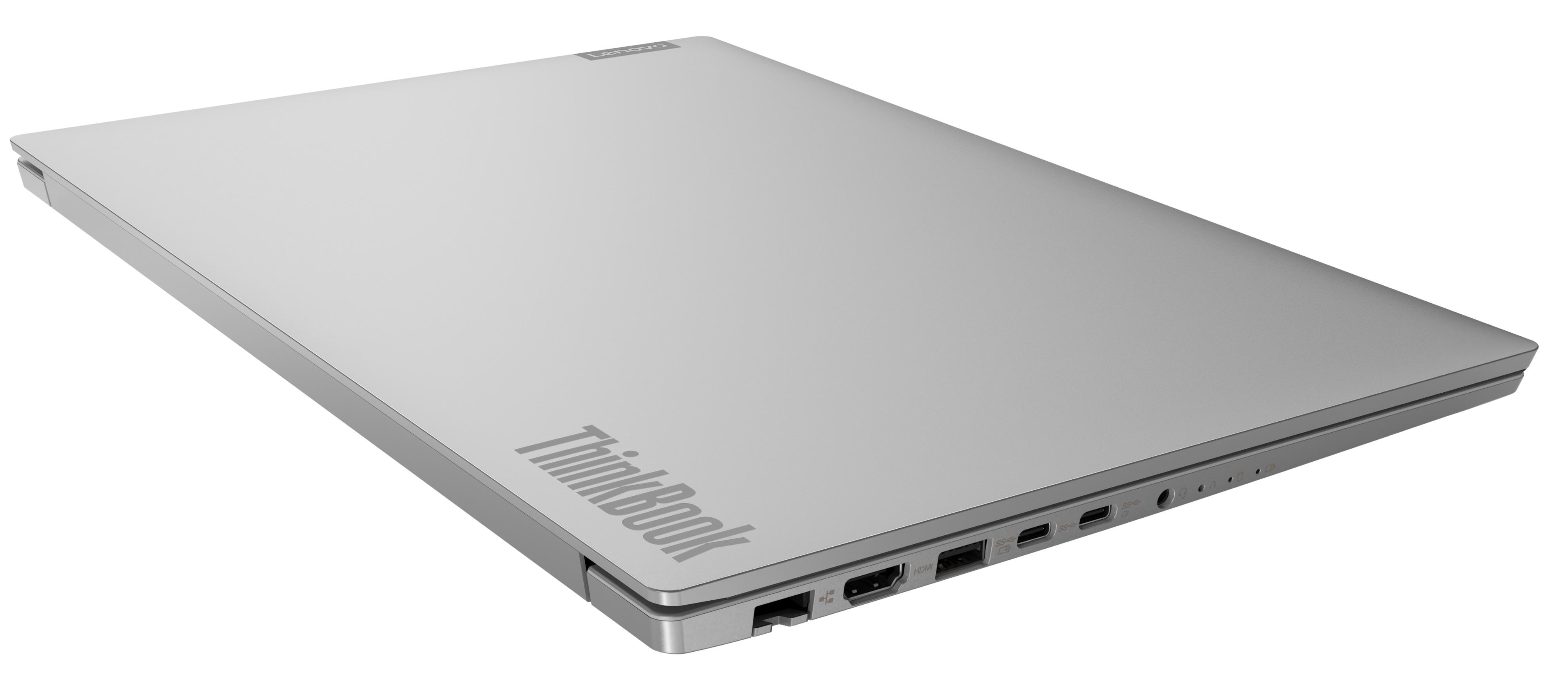 Фото  Ноутбук ThinkBook 15-IIL Mineral Grey (20SM003WRU)