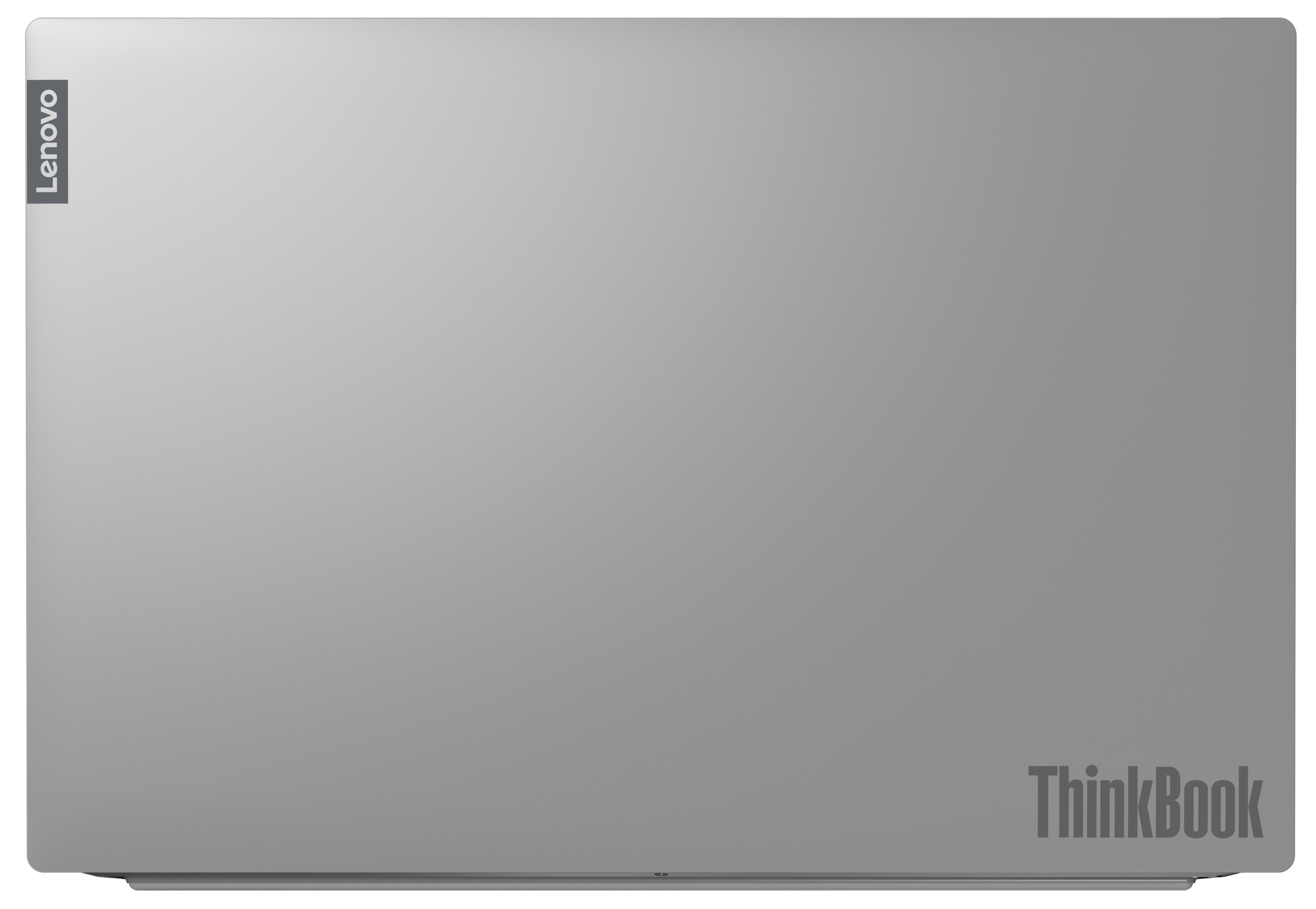 Фото  Ноутбук ThinkBook 15-IIL Mineral Grey (20SM007RRU)