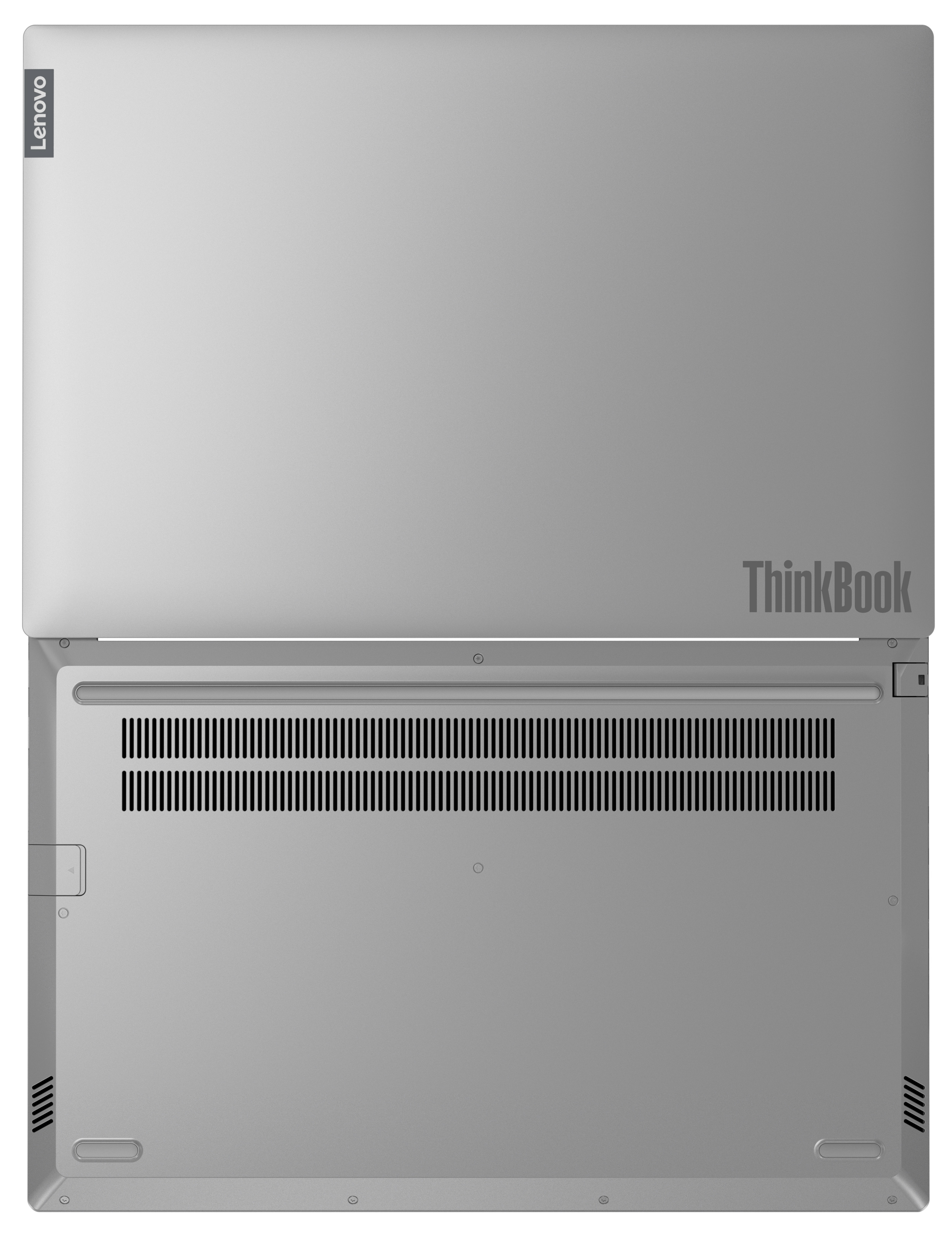 Фото  Ноутбук ThinkBook 15-IIL Mineral Grey (20SM009URU)