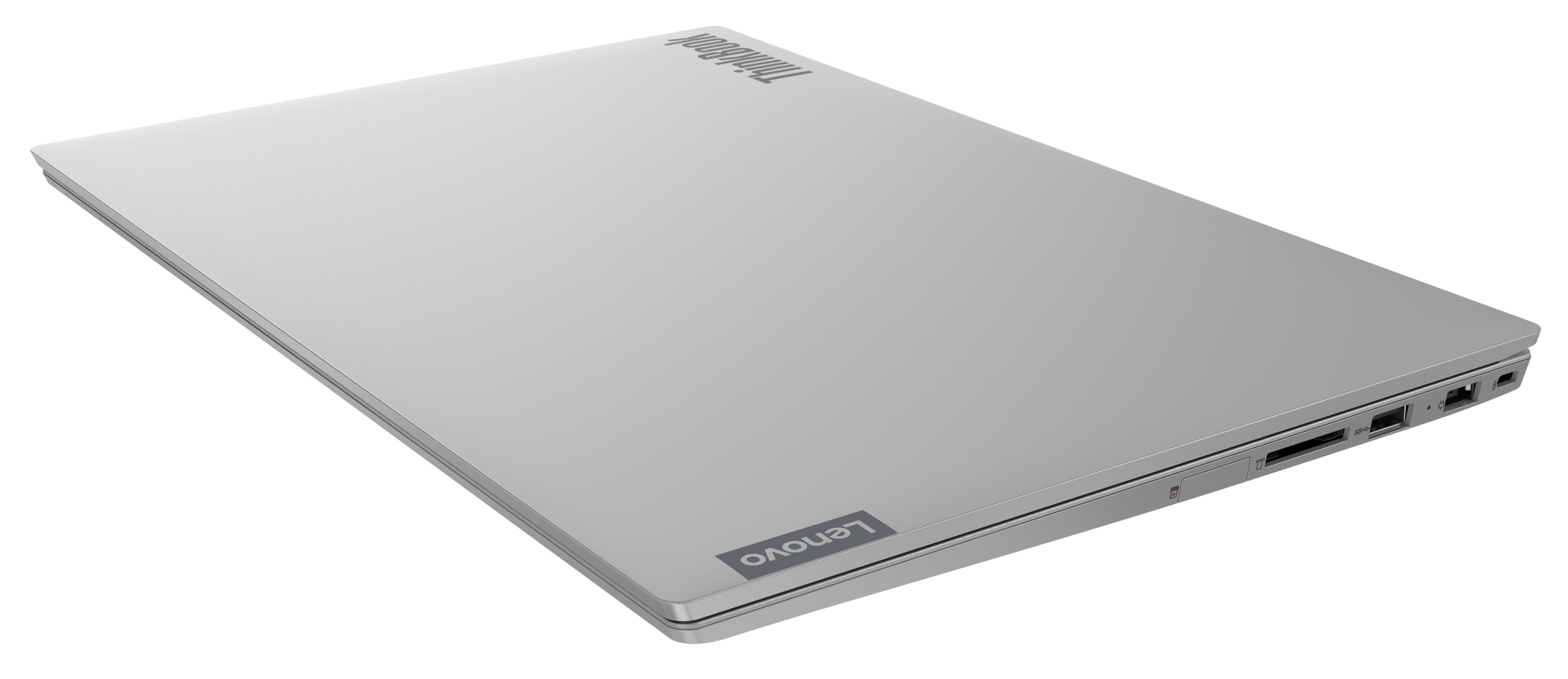 Фото  Ноутбук ThinkBook 15-IIL Mineral Grey (20SM000FRU)