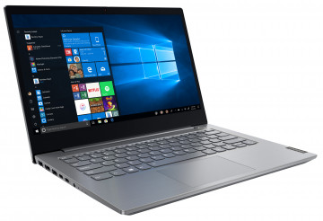 Ноутбук ThinkBook 14-IIL Mineral Grey (20SL002YRU)