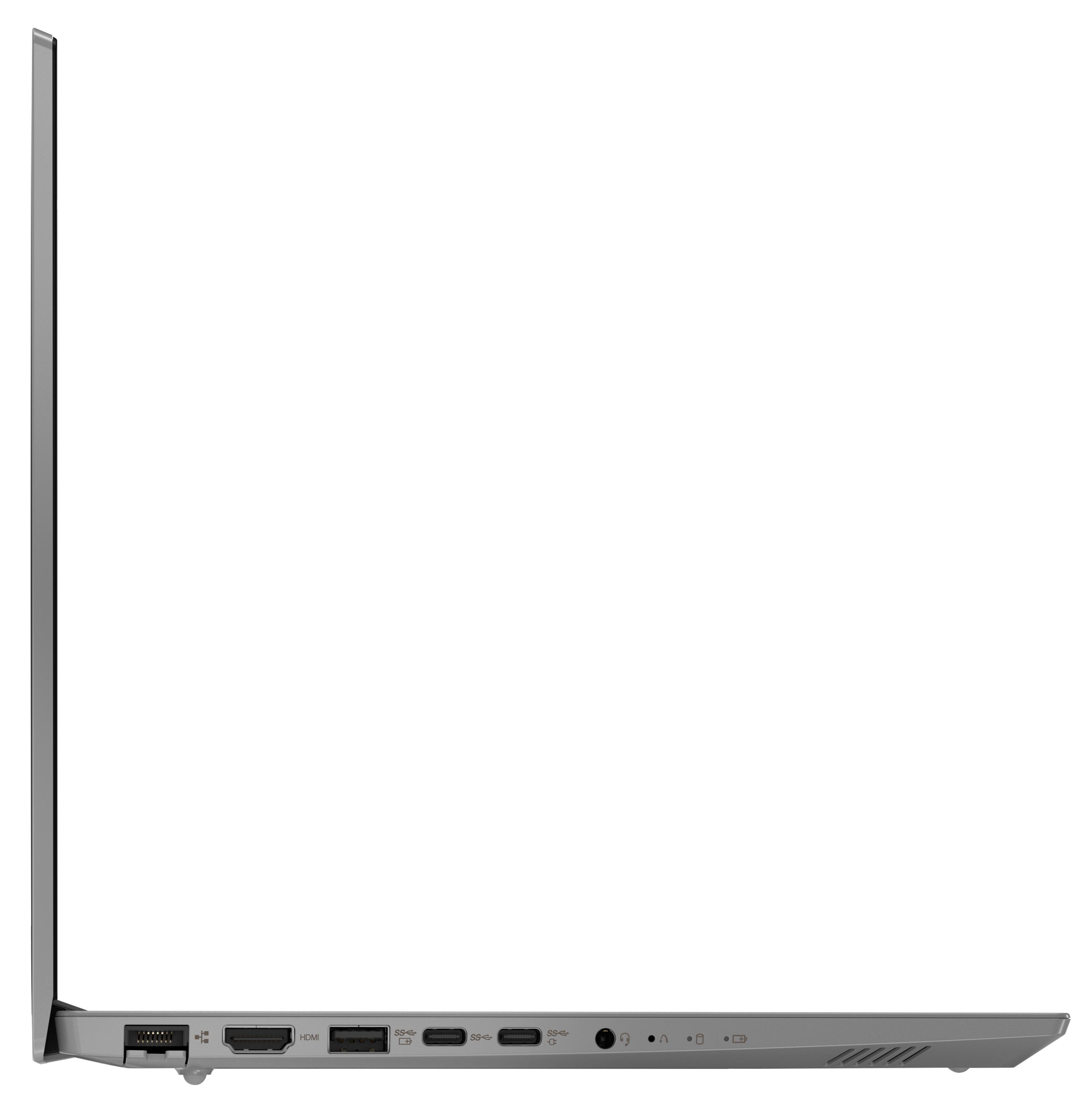 Фото  Ноутбук ThinkBook 14-IIL Mineral Grey (20SL002YRU)
