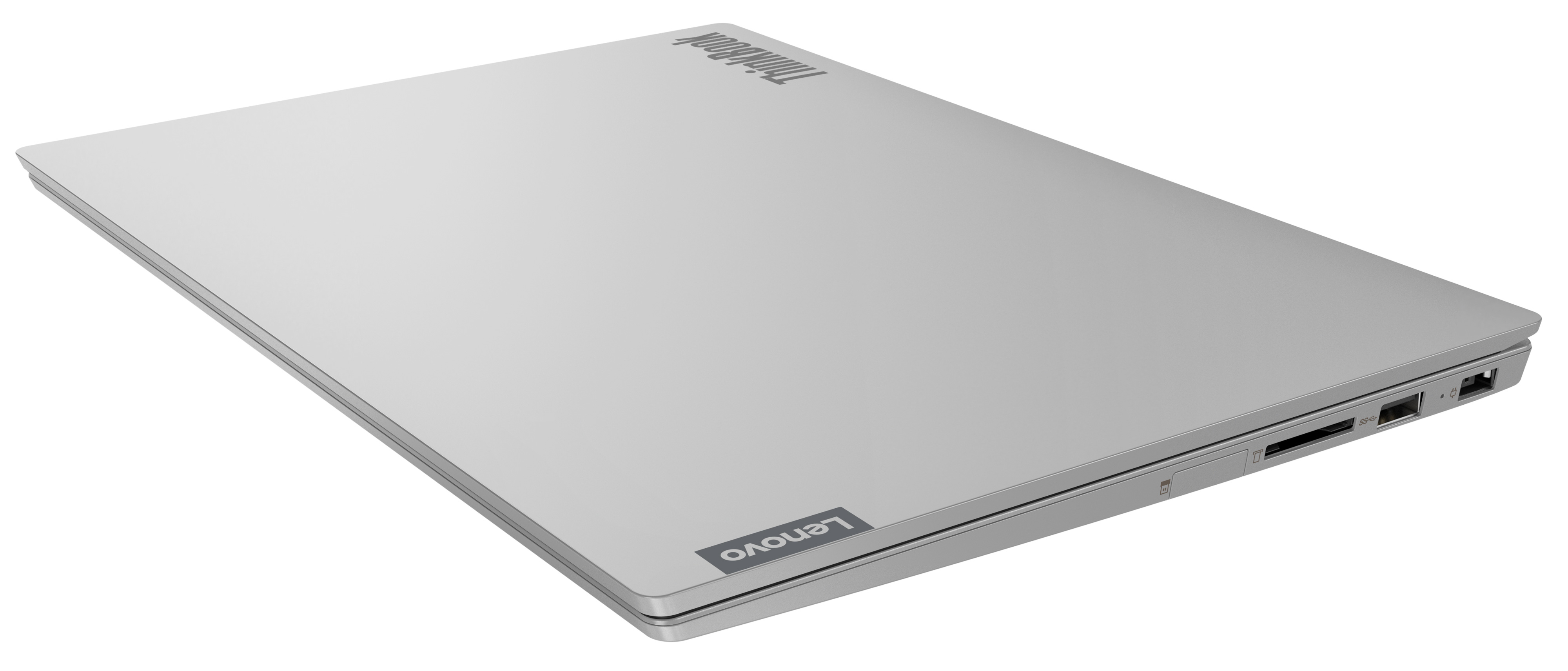 Фото  Ноутбук ThinkBook 14-IIL Mineral Grey (20SL00FARU)