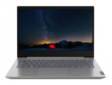 Фото 1 Ноутбук ThinkBook 14-IIL Mineral Grey (20SL00F5RU)