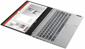 Фото 7 Ноутбук ThinkBook 13s-IML Mineral Grey (20RR001HRU)