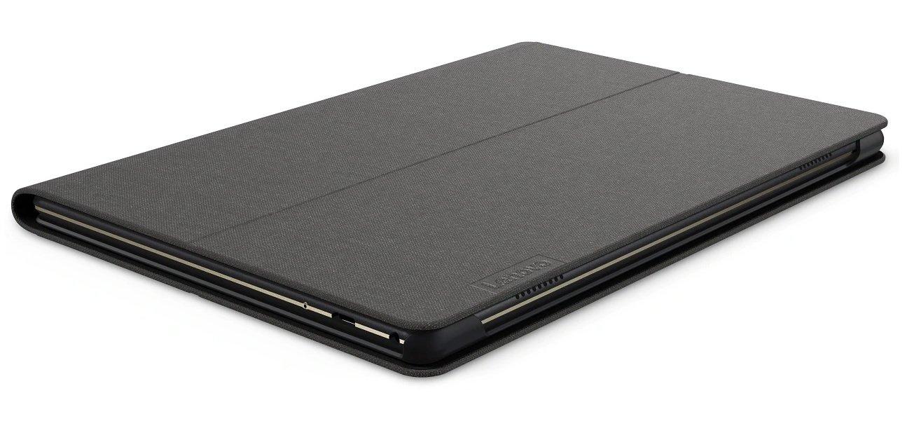 Фото  Чехол Lenovo Tab M10 FHD Plus Folio Case/Film Black + защитная пленка (ZG38C02959)