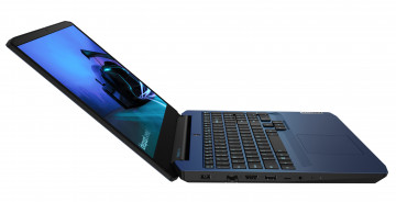 Фото 6 Ноутбук Lenovo ideapad Gaming 3i Chameleon Blue (81Y400L3RK)