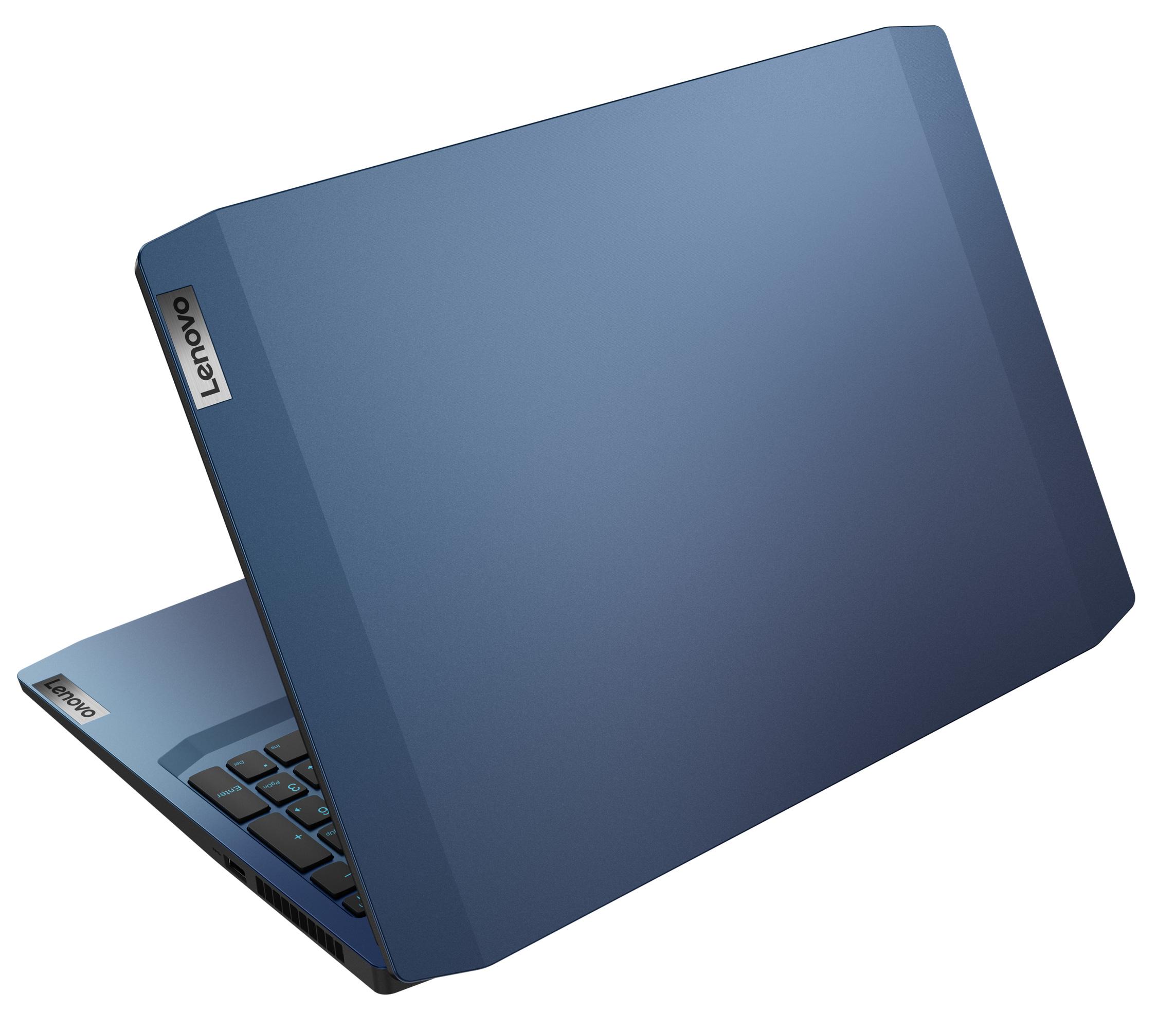 Фото  Ноутбук Lenovo ideapad Gaming 3i Chameleon Blue (81Y400L3RK)