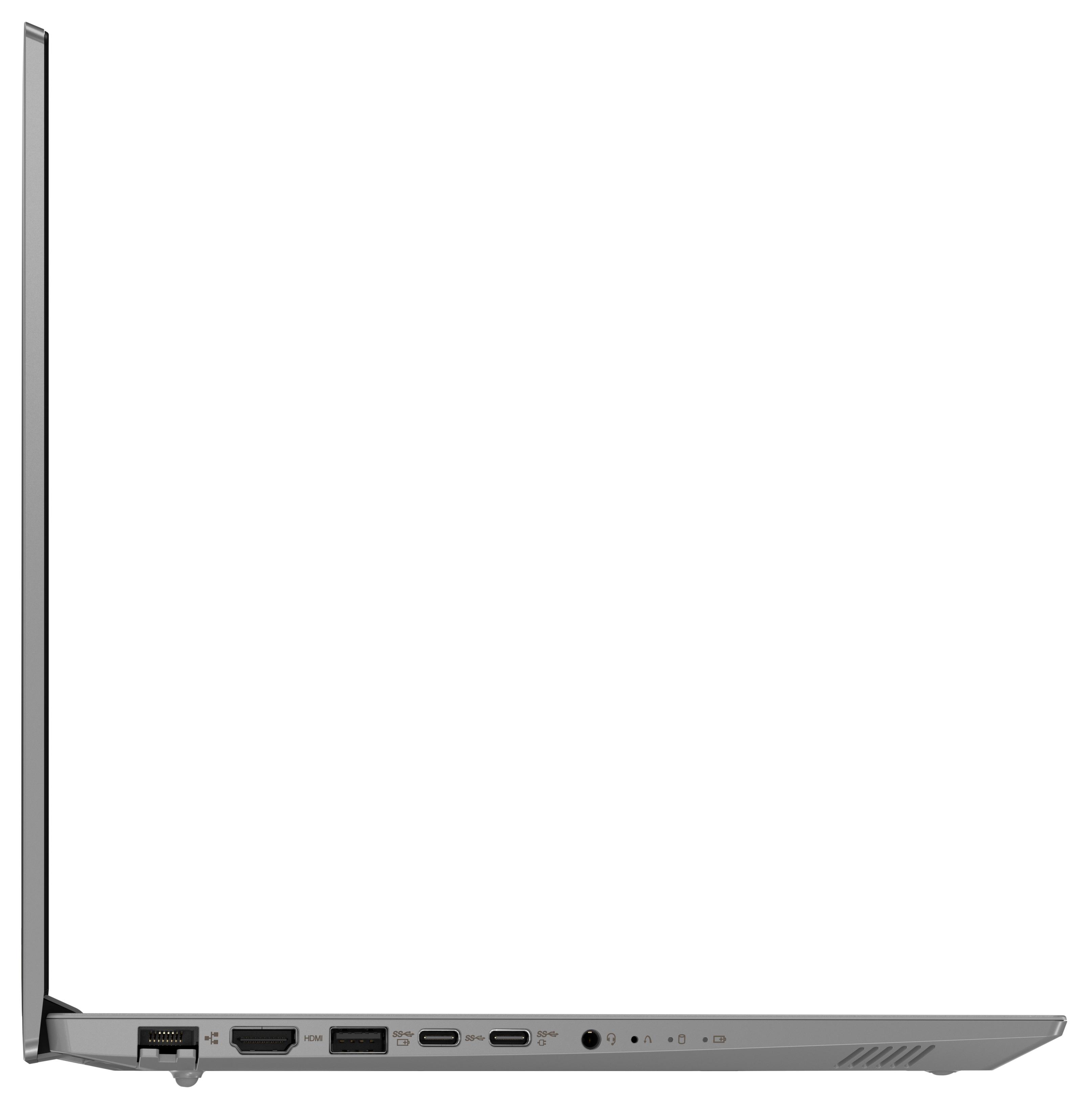 Фото  Ноутбук ThinkBook 15-IIL Mineral Grey (20SM007ERU)