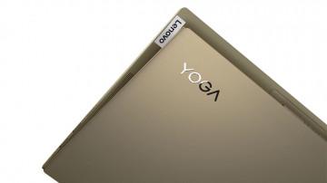 Фото 2 Ноутбук Lenovo Yoga Slim 7i 14IIL05 Dark Moss (82A100CDRE)