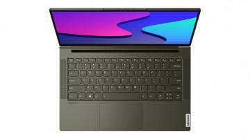 Фото 3 Ноутбук Lenovo Yoga Slim 7i 14IIL05 Dark Moss (82A100CDRE)