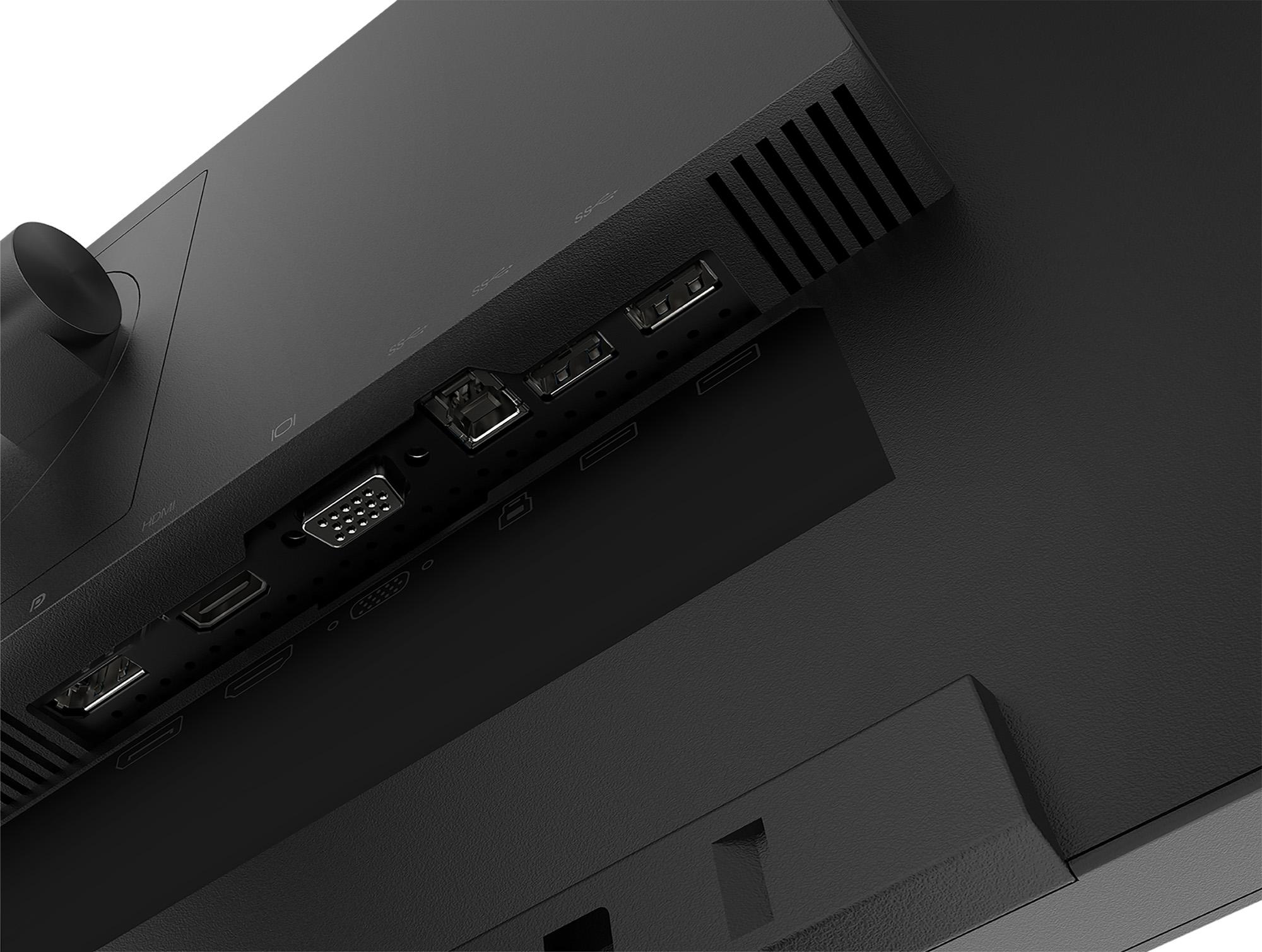 Фото  Монитор Lenovo ThinkVision T24i-20 (61F7MAT2EU)