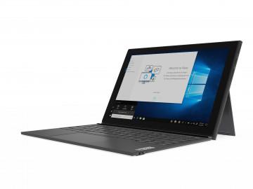 Фото 2 Планшет Lenovo ideapad Duet 3 N4020 4/64 Win10P Graphite Grey (82AT005ERU)