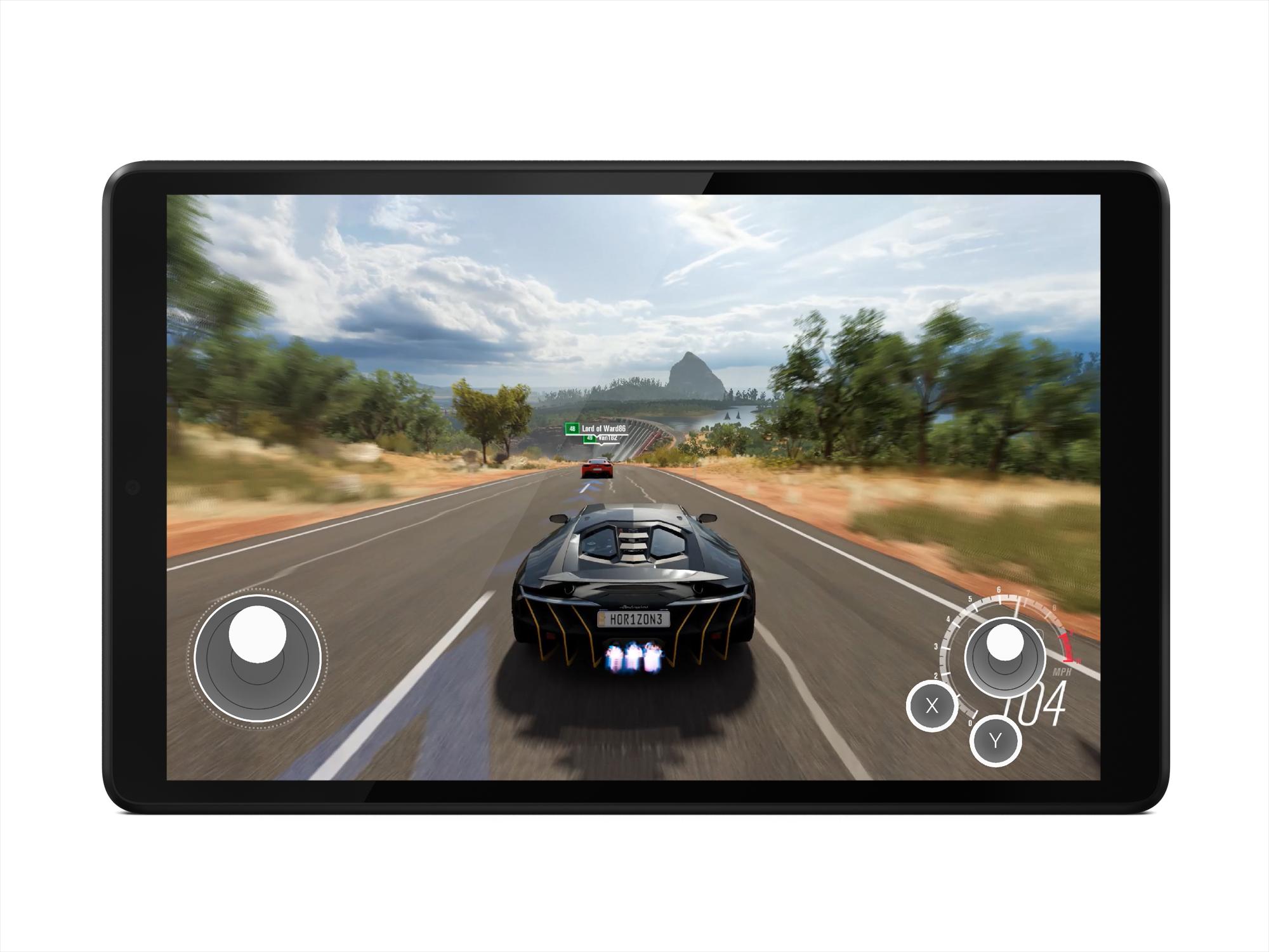 Фото  Планшет Lenovo Tab M8 HD 2nd Gen 2/16 LTE Iron Grey (ZA5H0054UA)