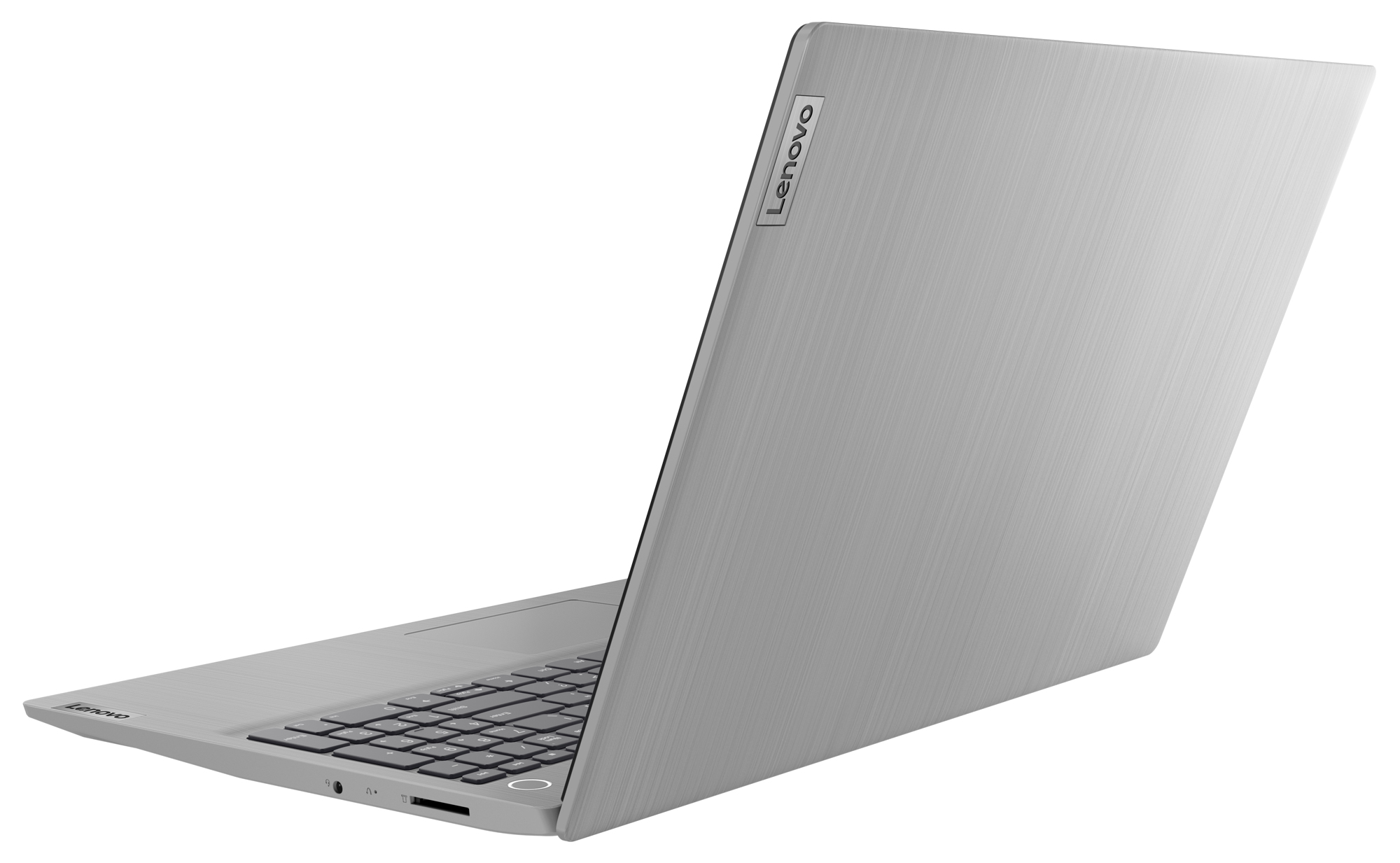 Фото  Ноутбук Lenovo ideapad 3i 15IIL05 Platinum Grey (81WE00V9RE)