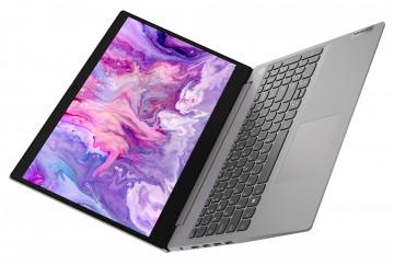 Фото 5 Ноутбук Lenovo ideapad 3i 15IML05 Platinum Grey (81WB00KERE)