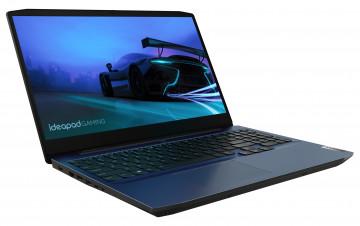 Фото 1 Ноутбук Lenovo ideapad Gaming 3i 15IMH05 Chameleon Blue (81Y400CGRE)