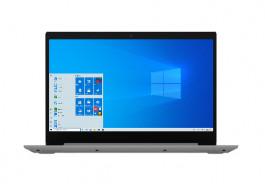 Ноутбук Lenovo ideapad 3i 15IML05 Platinum Grey (81WB008ERK)
