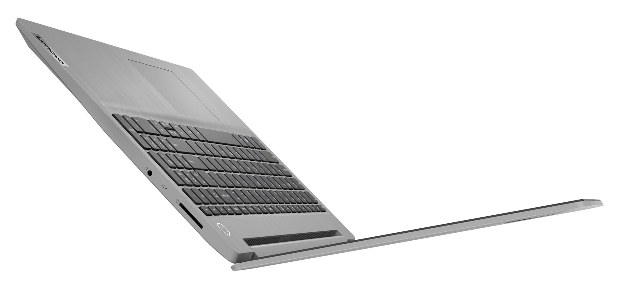 Фото  Ноутбук Lenovo ideapad 3 15ADA05 Platinum Grey (81W100APRE)