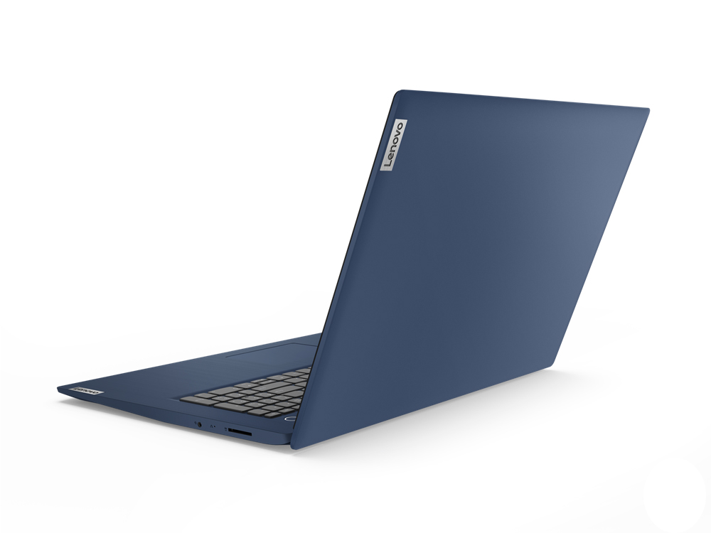 Фото  Ноутбук Lenovo ideapad 3i 17IML05 Abyss Blue (81WC0011RE)