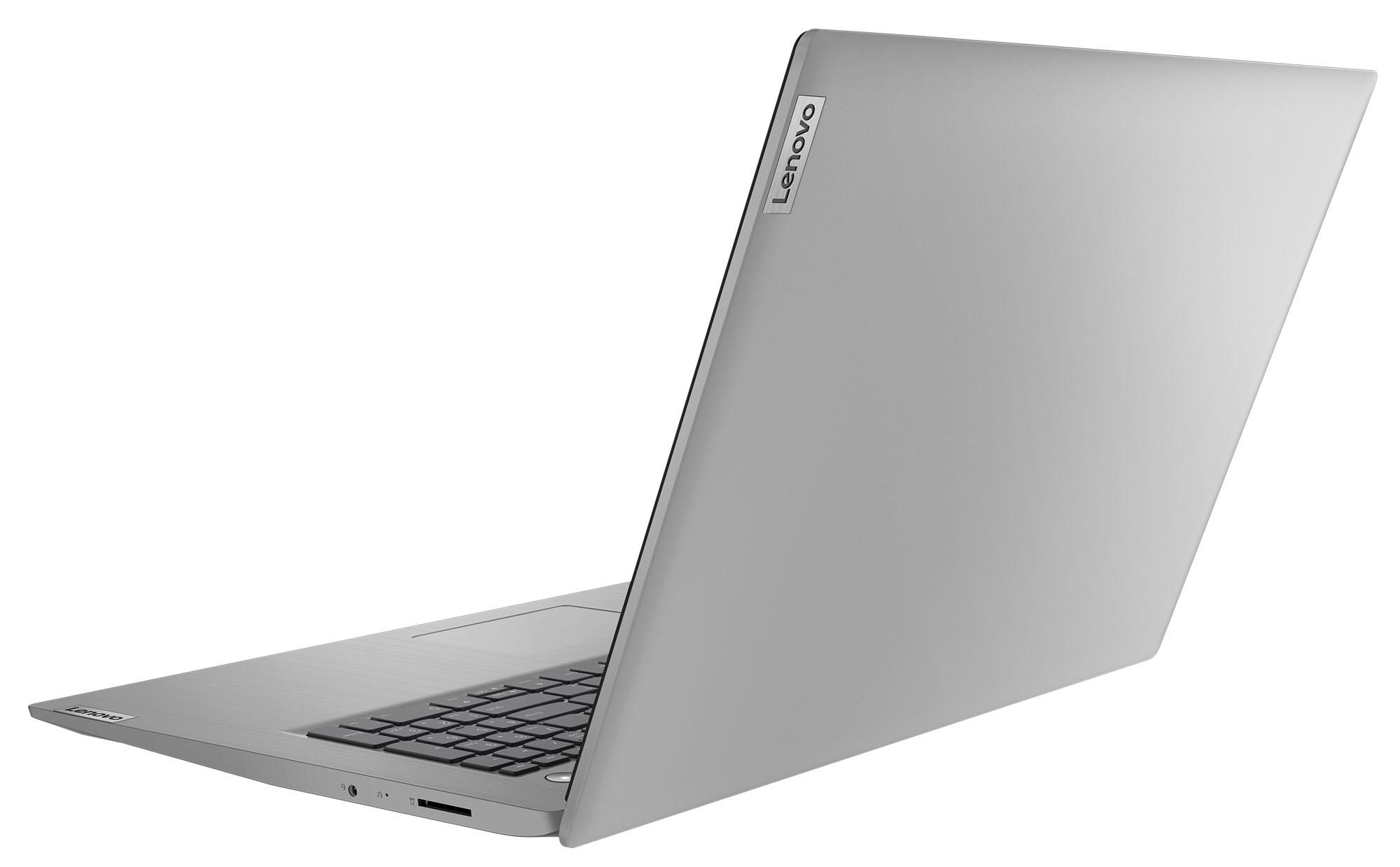 Фото  Ноутбук Lenovo ideapad 3i 17IML05 Platinum Grey (81WC004YRE)