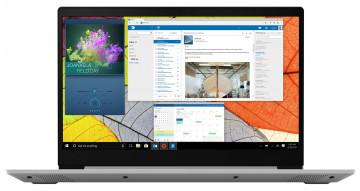 Фото 1 Ноутбук Lenovo ideapad S145-15API Platinum Grey (81UT00MLRE)