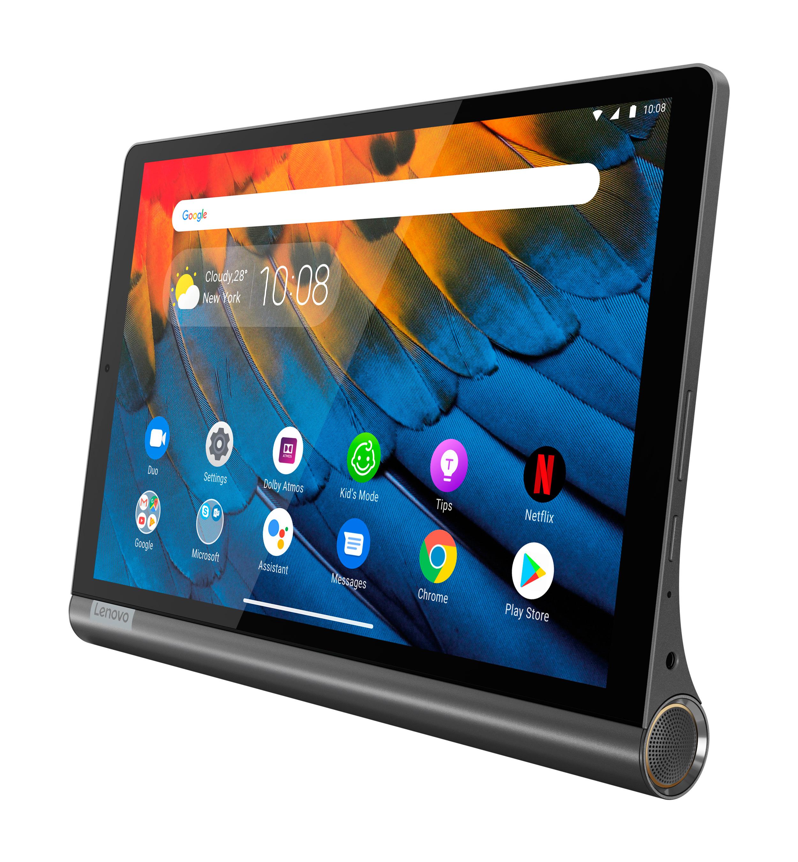 Фото  Планшет Yoga Smart Tab LTE 3/32 Iron Grey (ZA530037UA)