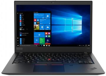 Ноутбук ThinkPad T14s Gen 1 Black (20UH001JRT)
