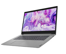Ноутбук Lenovo ideapad 3 15ADA05 Platinum Grey (81W100GWRE)