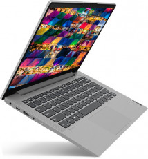 Фото 2 Ноутбук Lenovo ideapad 5 14ARE05 Platinum Grey (81YM00D2RE)