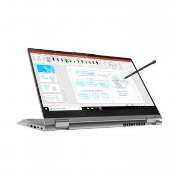 Фото 6 Ноутбук ThinkBook 14s Yoga ITL Mineral Grey (20WE0030RU)