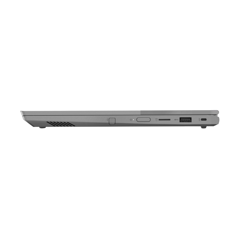 Фото  Ноутбук ThinkBook 14s Yoga ITL Mineral Grey (20WE0030RU)