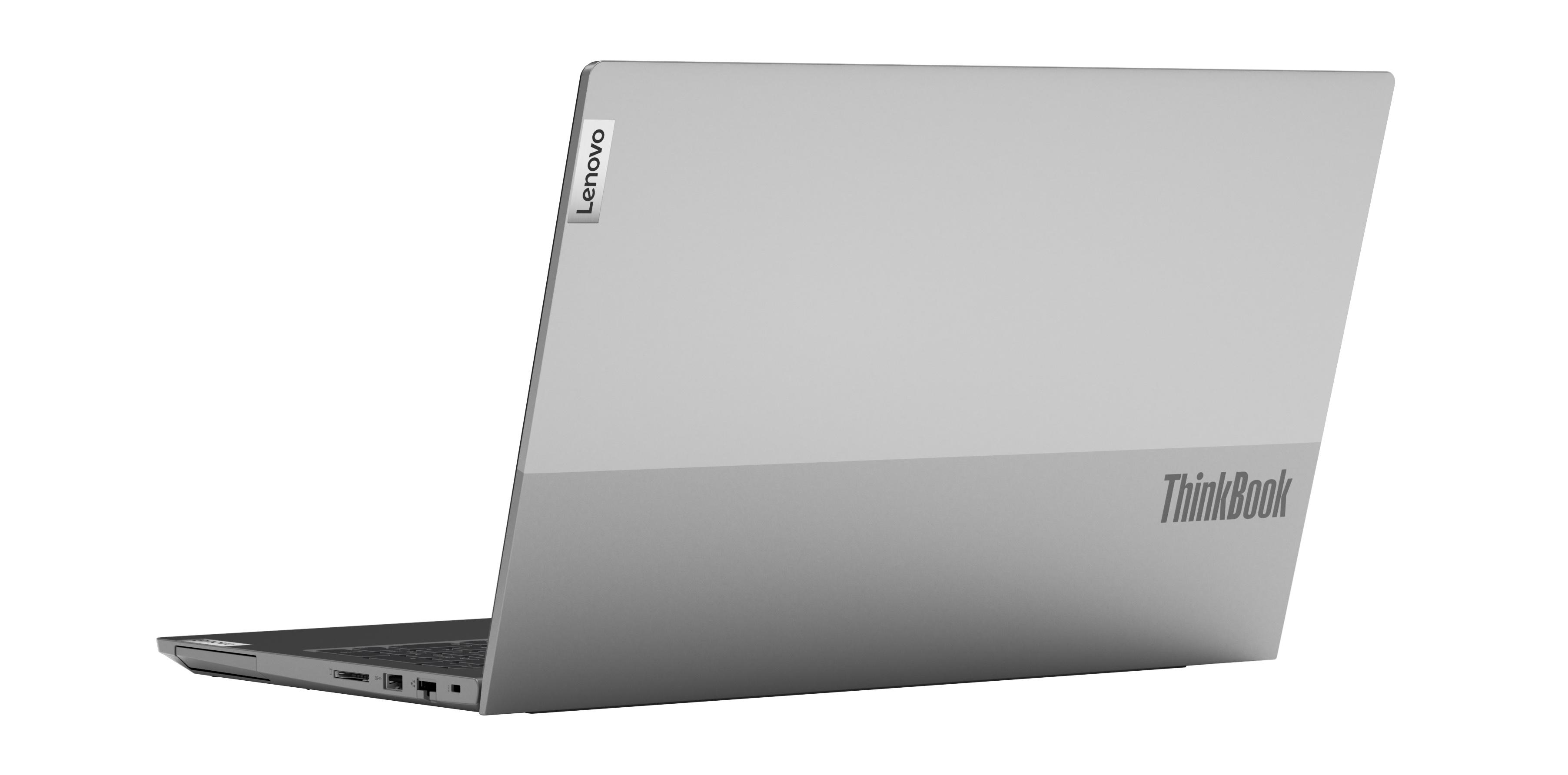 Фото  Ноутбук ThinkBook 15 G2 ARE Mineral Grey (20VG00B0RU)