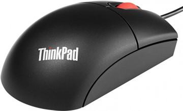 Мышь проводная Lenovo ThinkPad USB Travel Mouse (31P7410)