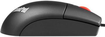 Фото 2 Мышь проводная Lenovo ThinkPad USB Travel Mouse (31P7410)