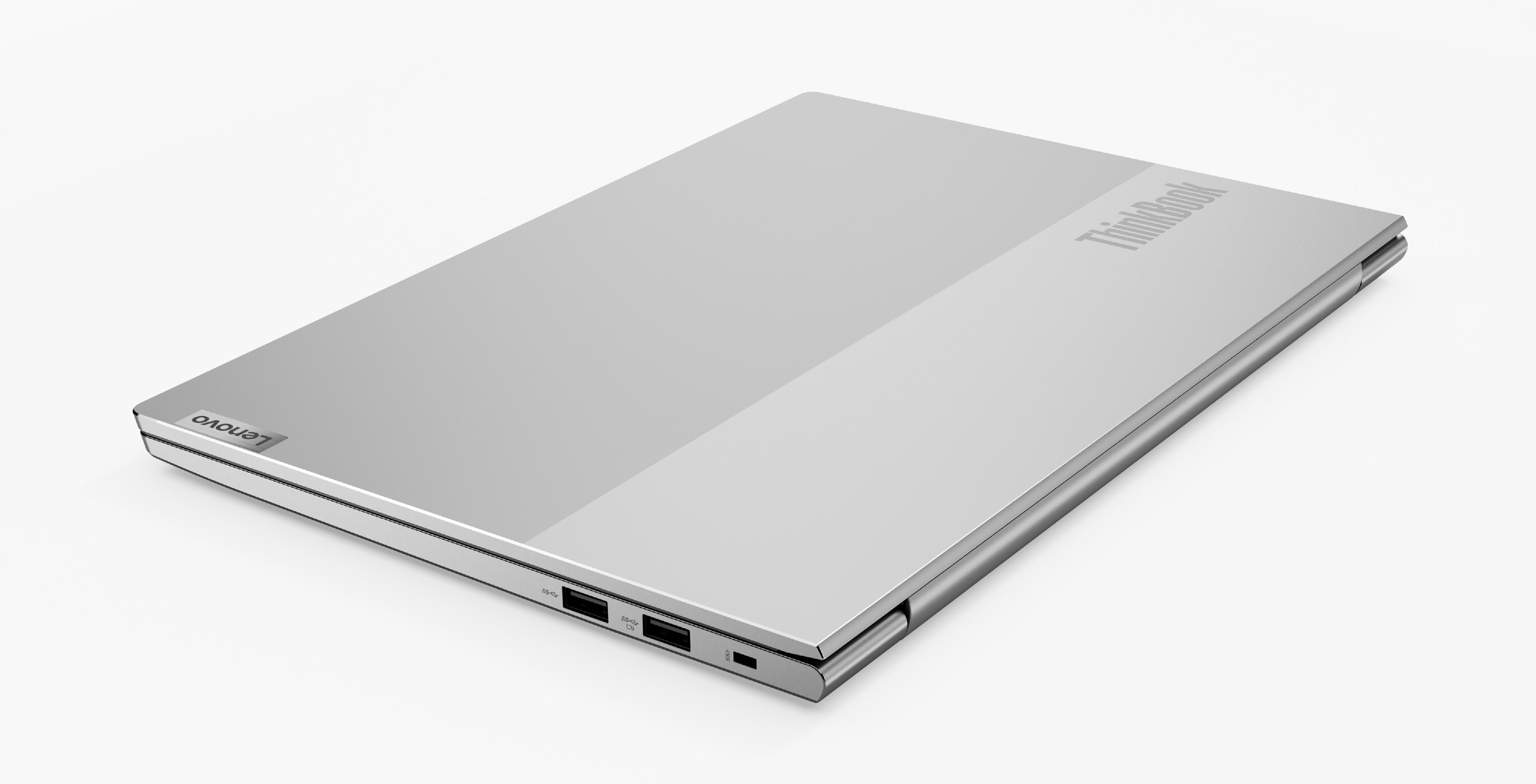 Фото  ThinkBook 13s G2 ITL Mineral Grey (20V9003TRU)