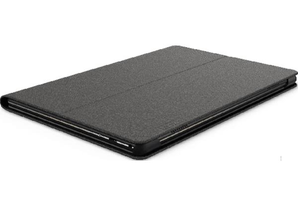 Фото  Чехол Lenovo Tab M10 HD 2nd Folio Case/Film Black + защитная пленка (ZG38C03033)