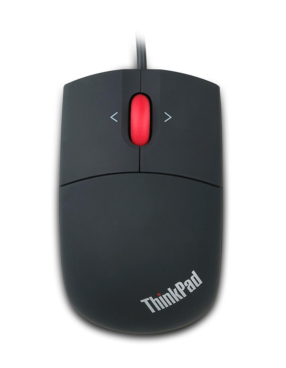 Фото  Мышь Lenovo ThinkPad USB Laser Mouse (57Y4635)