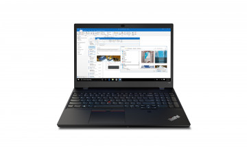 Фото 4 Ноутбук ThinkPad T15p Gen 1 (20TN001SRT)