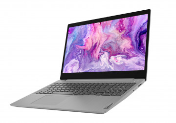 Ноутбук Lenovo ideapad 3 15ADA05 Platinum Grey (81W100TBRE)