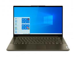 Ноутбук Lenovo Yoga Slim 7i 14ITL05 Dark Moss (82A3005YRE)