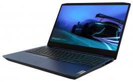 Ноутбук Lenovo ideapad Gaming 3 15ARH05 Onyx Black (82EY008QRE)