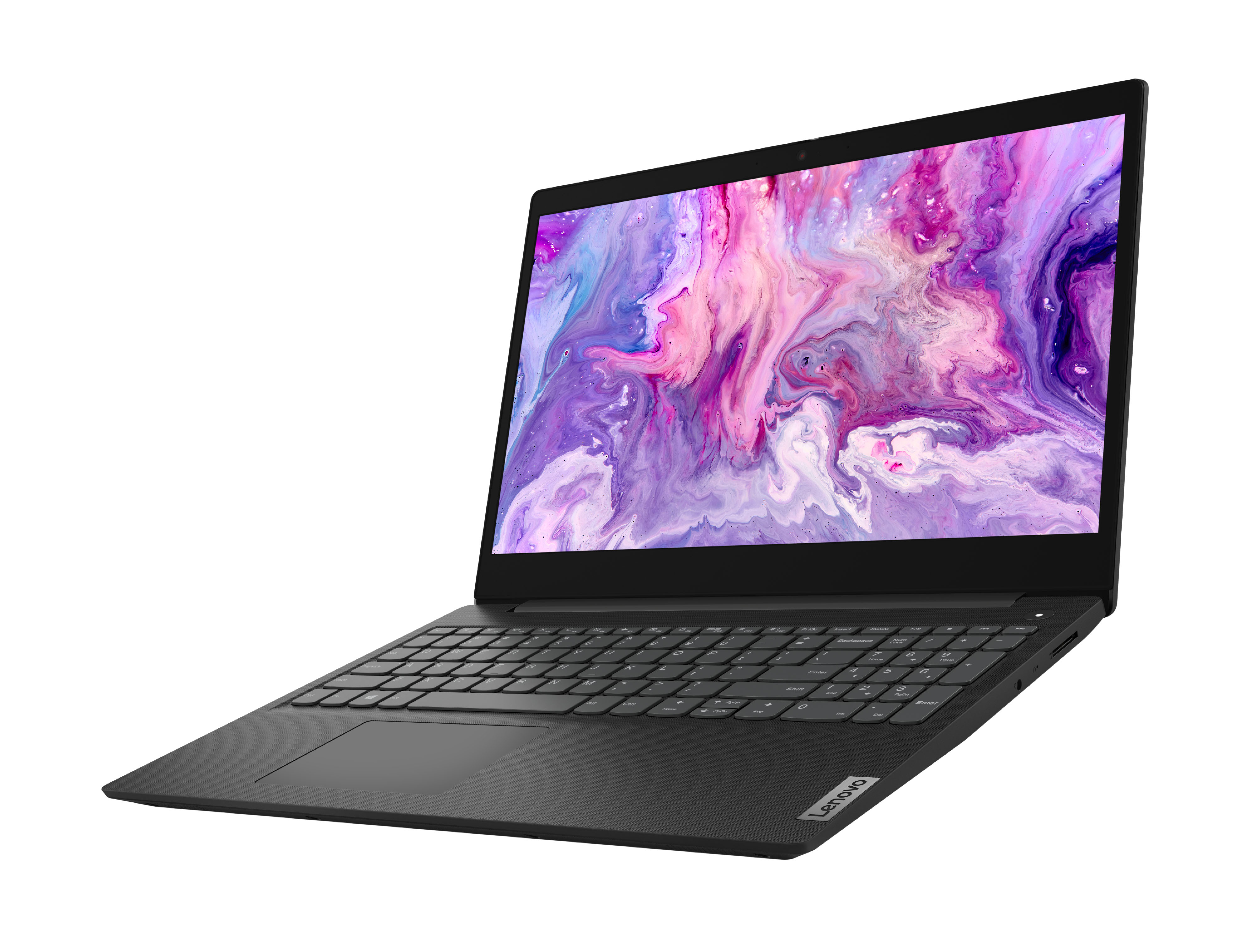 Фото  Ноутбук Lenovo ideapad 3i 15IML05 Platinum Grey (81WB00QVRE)