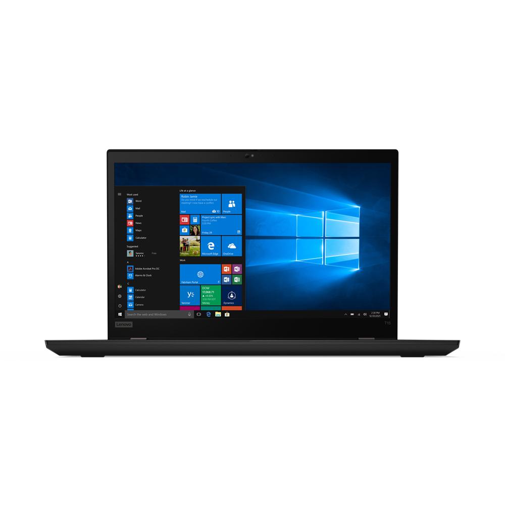 Фото  Ноутбук ThinkPad T15 Gen 2 Black (20W4003KRT)