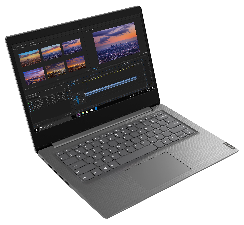 Фото  Ноутбук Lenovo V14 IGL Iron Grey (82C2001BRU)