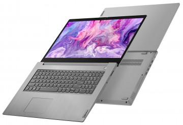 Фото 4 Ноутбук Lenovo ideapad 3i 17IML05 Platinum Grey (81WC009JRK)